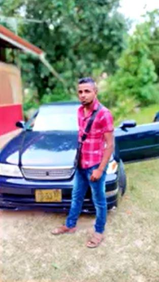 Bolly Parmesardin Suriname