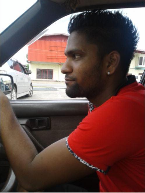 Suresh Paramaribo
