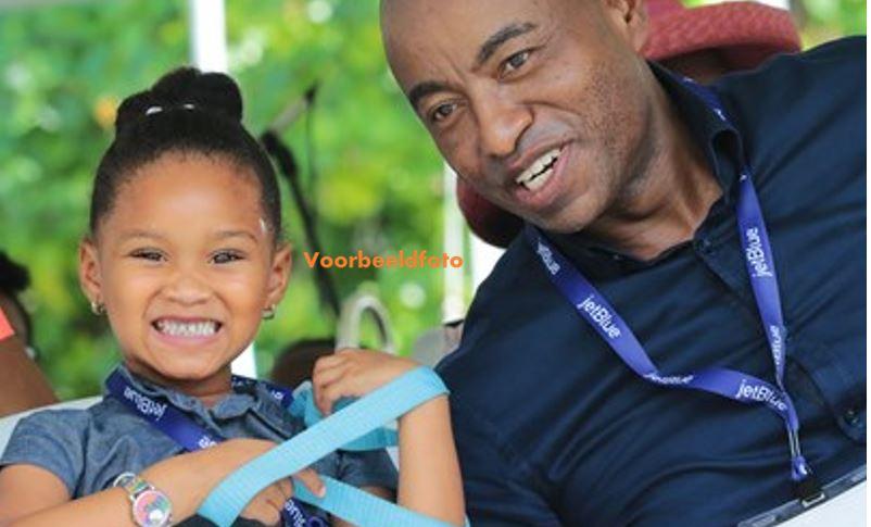 dochtertje Paramaribo