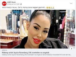 Jaysira Ravenberg