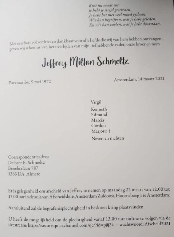 Schmeltz Nederland