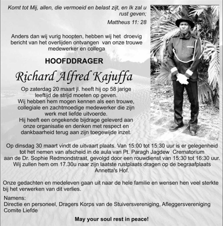 Richard Kajuffa