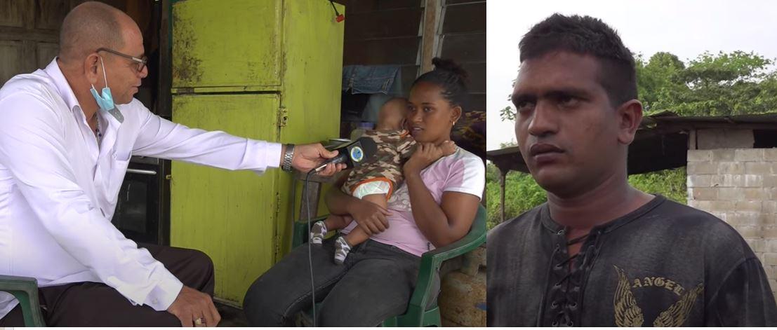 baby 1 voor 12 Suriname