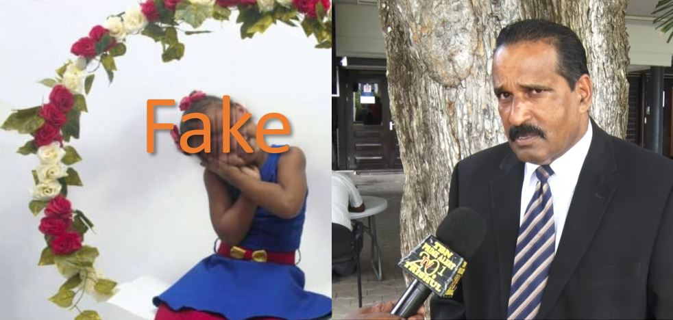 Video – Jogi over bericht vermist meisje in Suriname