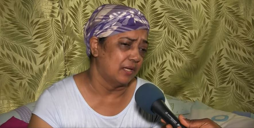 moeder 1 voor 12 Suriname