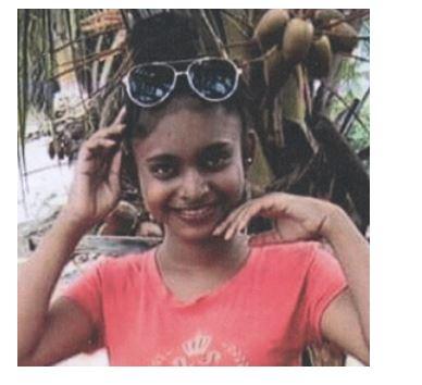 14-jarige Andjenie is van huis weg gelopen – politie Suriname