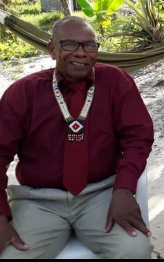 Albert Jubitane Suriname