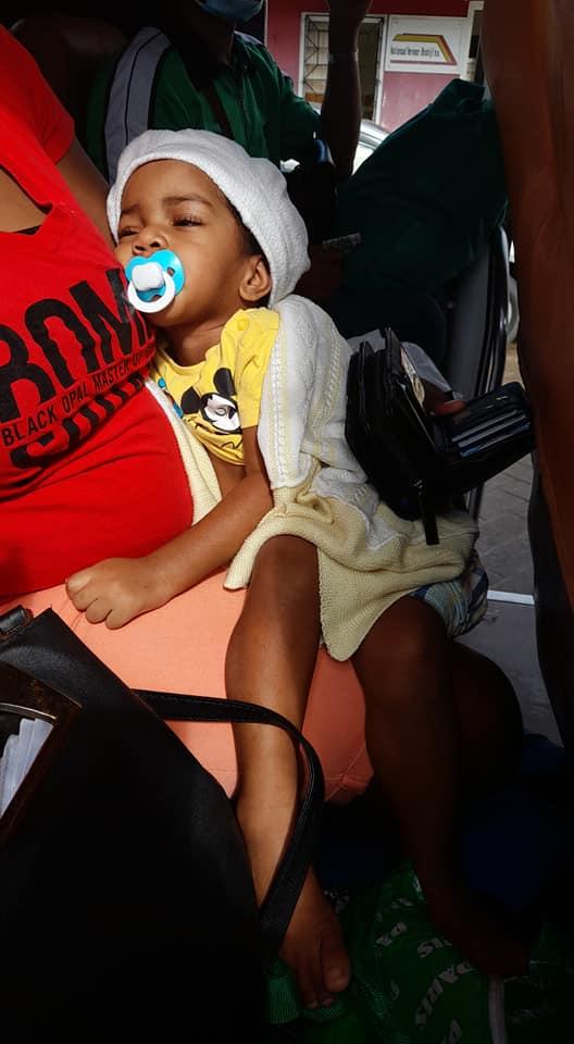Baby Isaura Bell