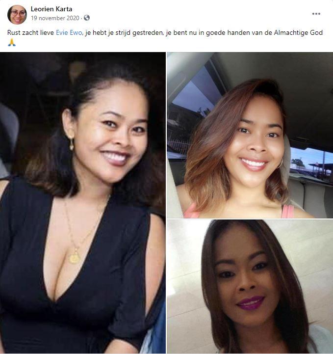 verhaal Evie Suriname borstkanker