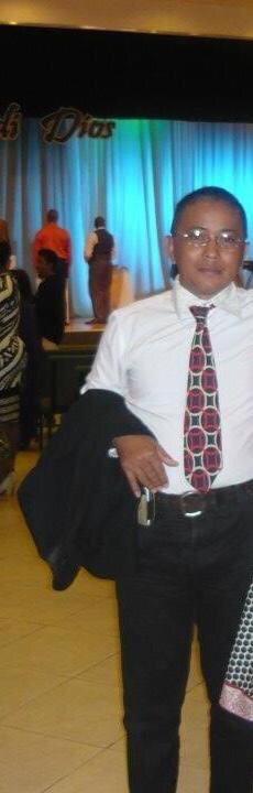 Frank Wongsodimedjo Suriname