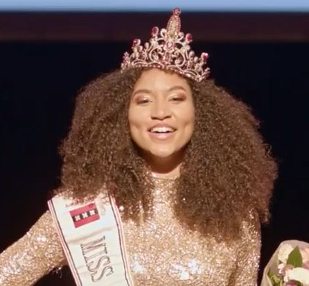 Janice Babel - Miss Amsterdam en Supermodel Netherlands 2018