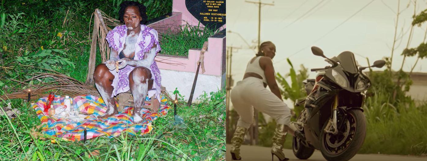 Tekisha Abel Suriname