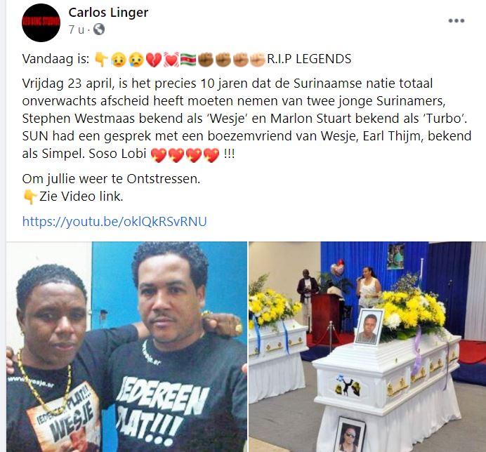 Wesje Turbo Suriname