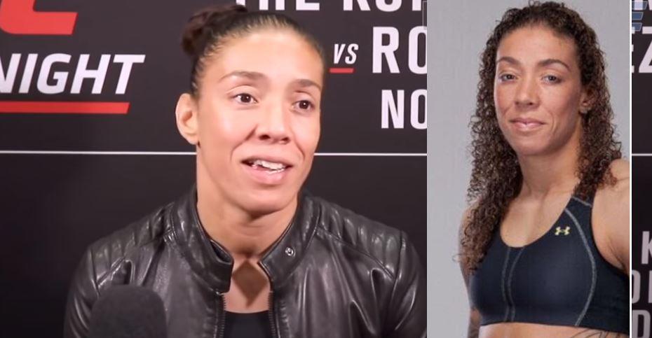 Happy birthday Germaine de Randamie – UFC, MMA en kickbokskampioen – video's