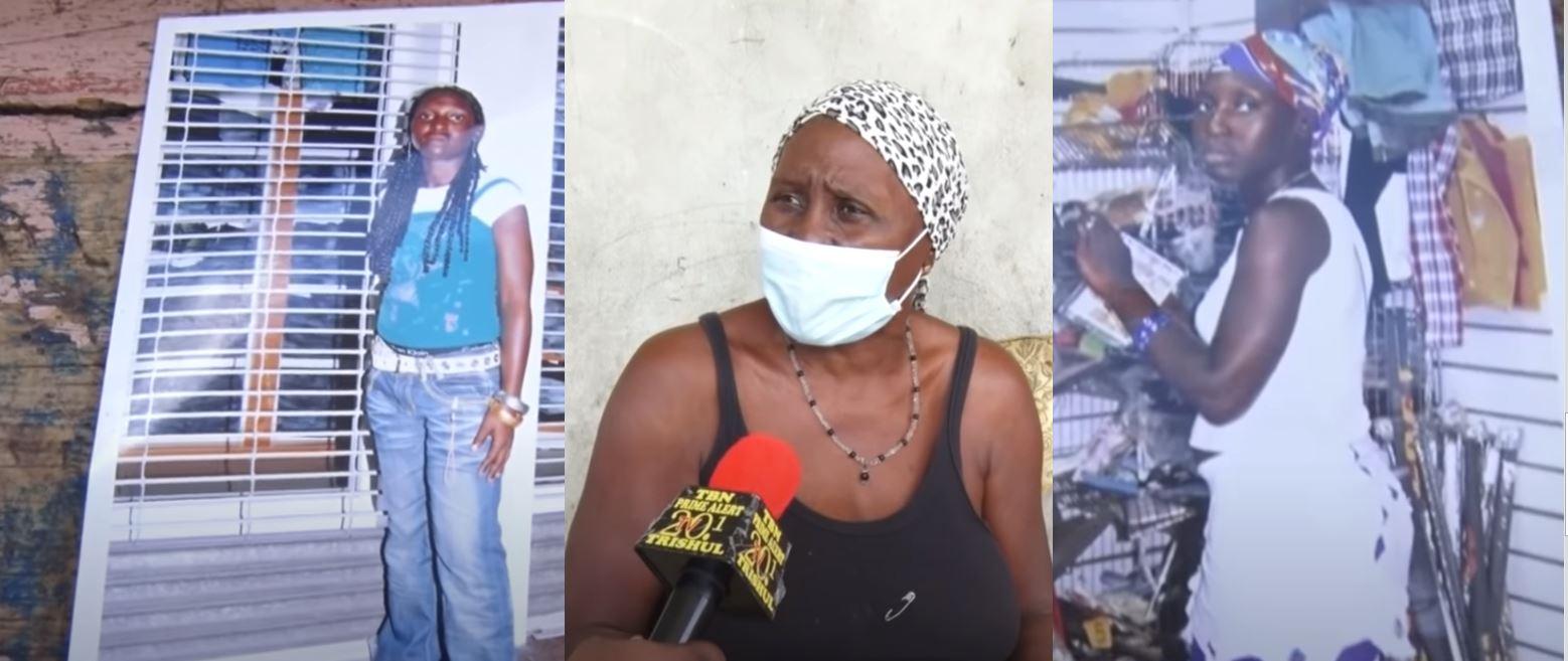 Video – Help mijn dochter is weg – Het trieste verhaal van een moeder uit Suriname