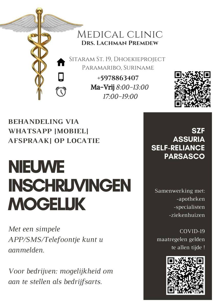 dokter Suriname
