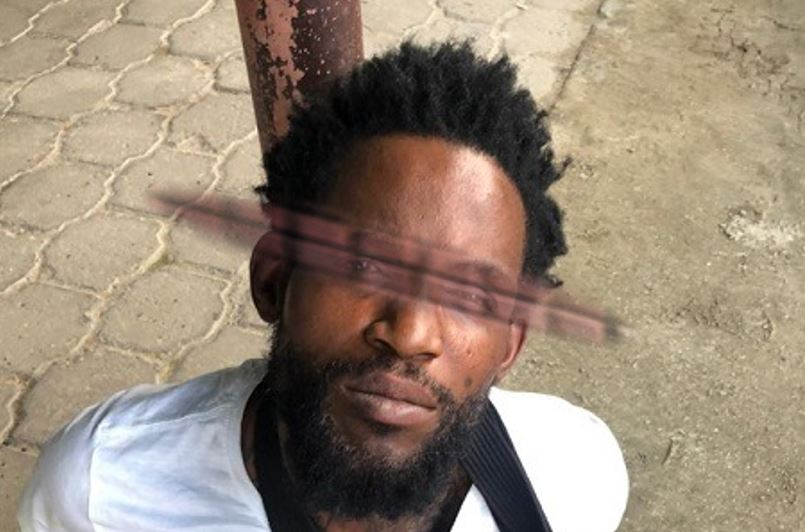verdachte politie Suriname