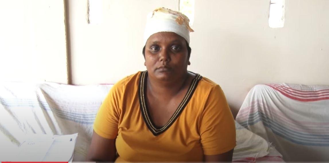 mevrouw ziek Suriname