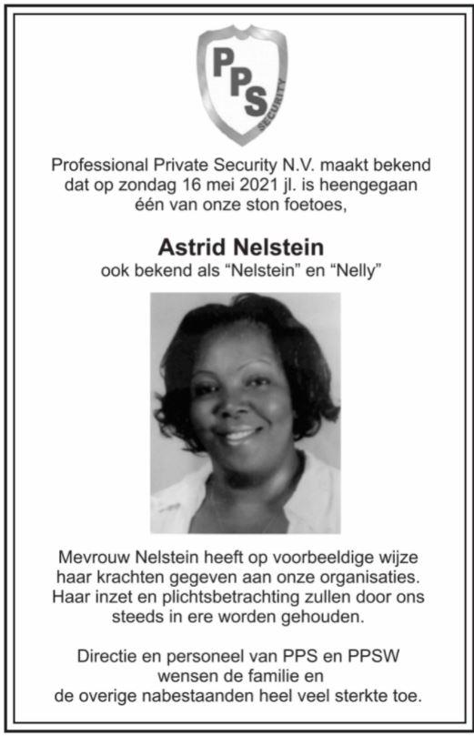 Astrid Nelstein Paramaribo