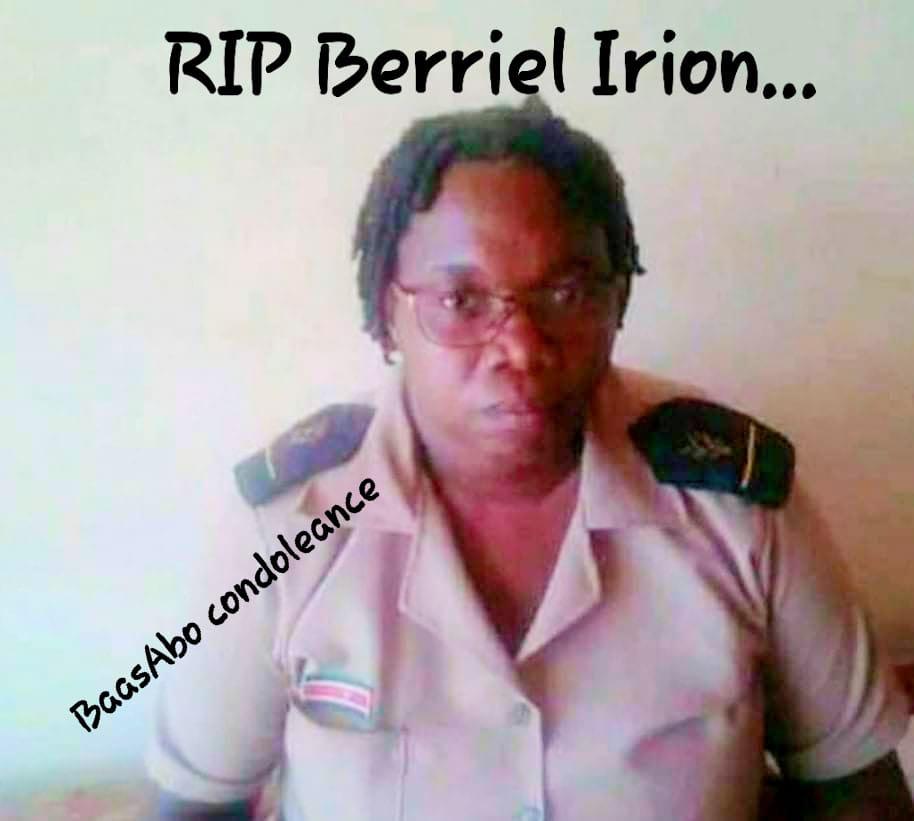Berriel Irion coronie