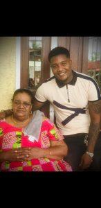 Cynthia Ellis Paramaribo