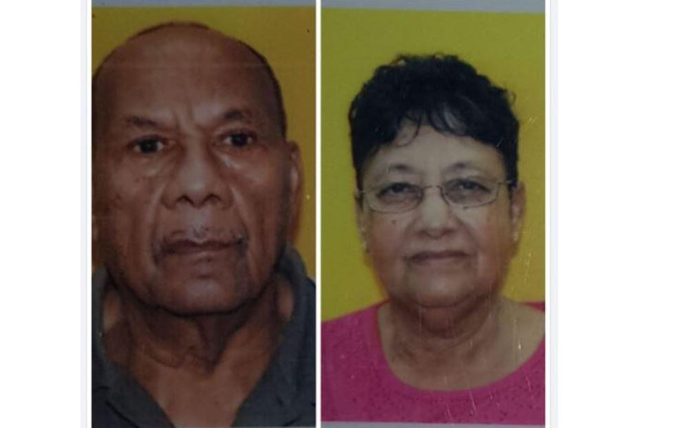 echtpaar Suriname