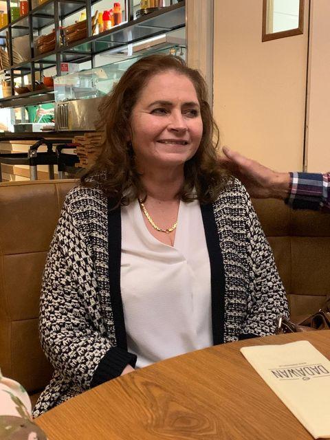 Gerda Bolwerk-Calis Amerika