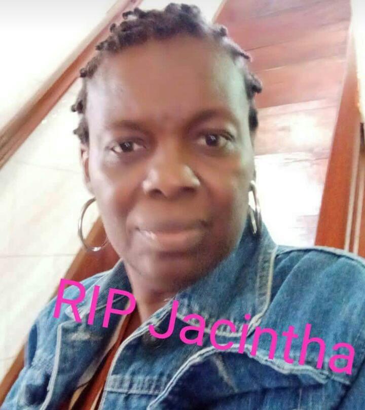 Jacintha Dors Dakriet Suriname