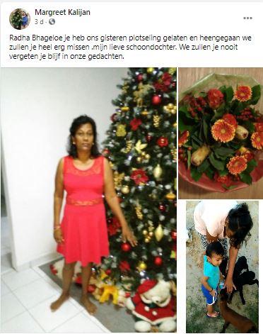 Radha Bhageloe Suriname