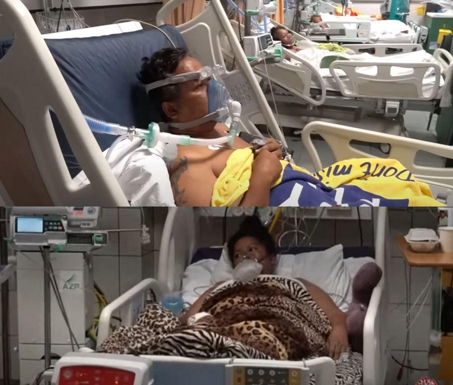 Video – 'Triest om te zien'. Een bezoek aan de Intensive Care afdeling van het AZP Paramaribo