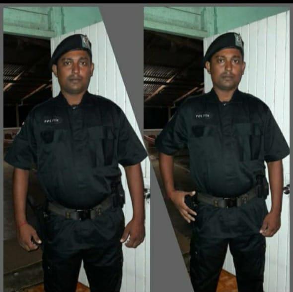 politie Suriname 1