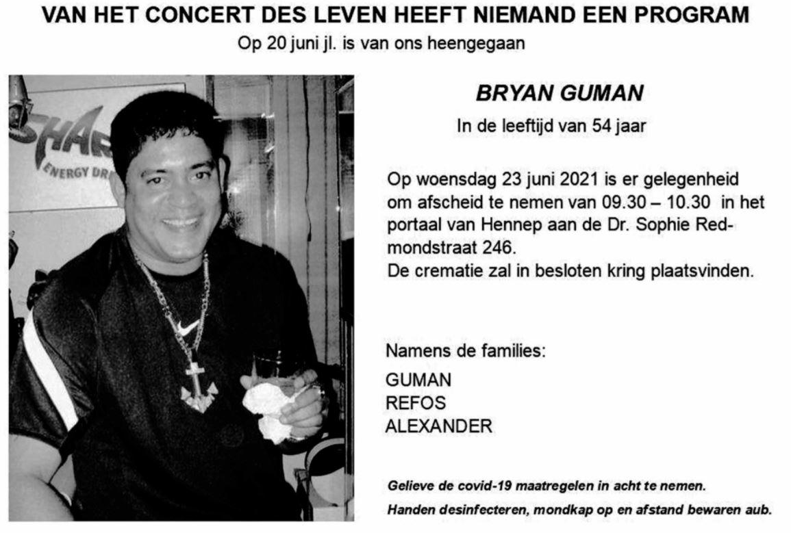 Bryan Guman