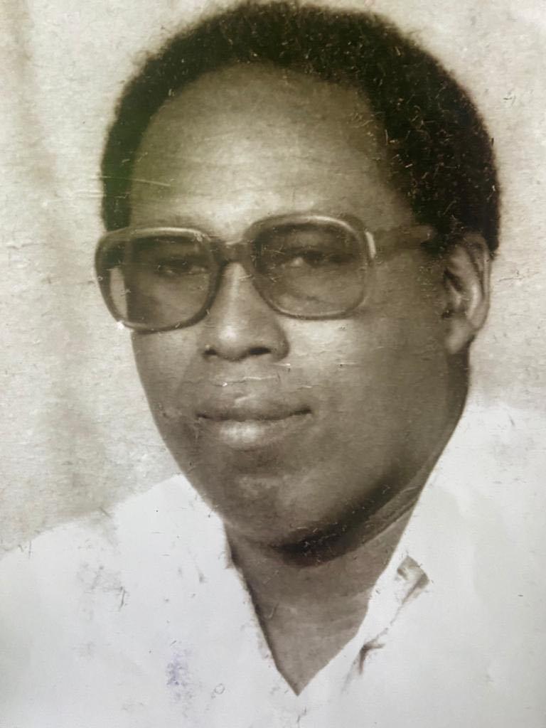 Eddy Godlieb papa Suriname