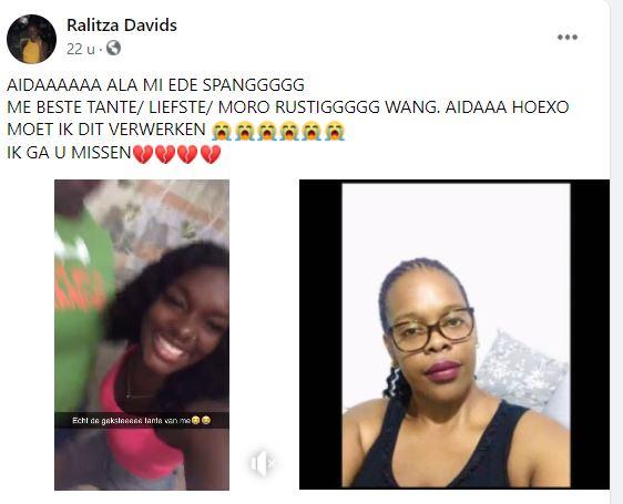 Farida Davids Suriname