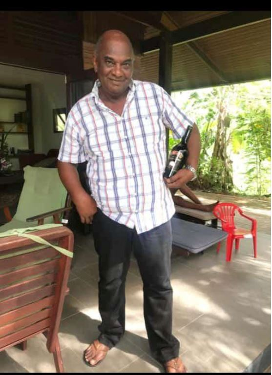 Glenn Banel Suriname
