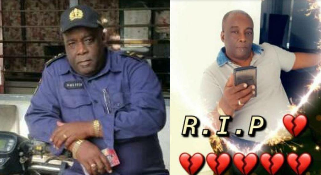 Glenn Fernand politie Suriname