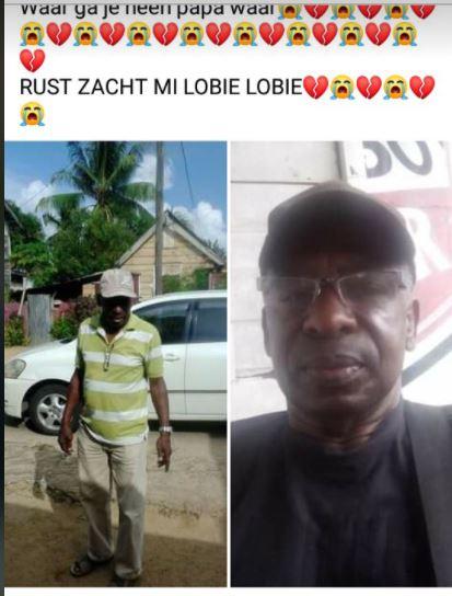 Harold Kluis EBS Suriname