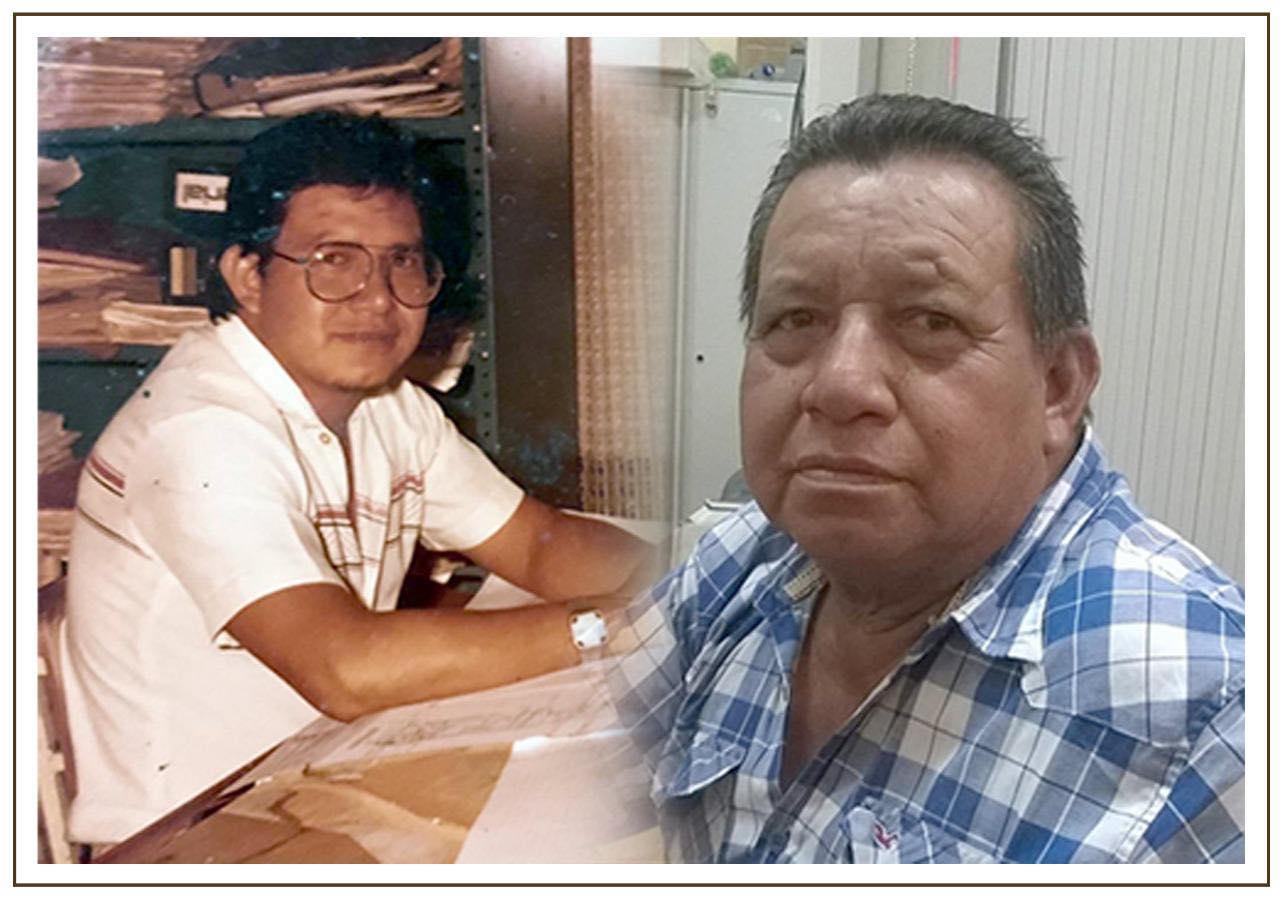 Ibisilio vader Suriname