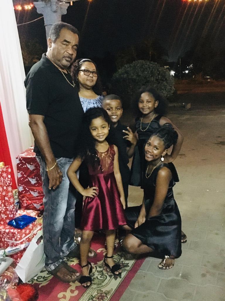 Jerrel Tjon-A-Meeuw dankbetuiging Suriname