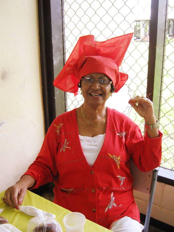 Jolanda Madajali – Heye Suriname