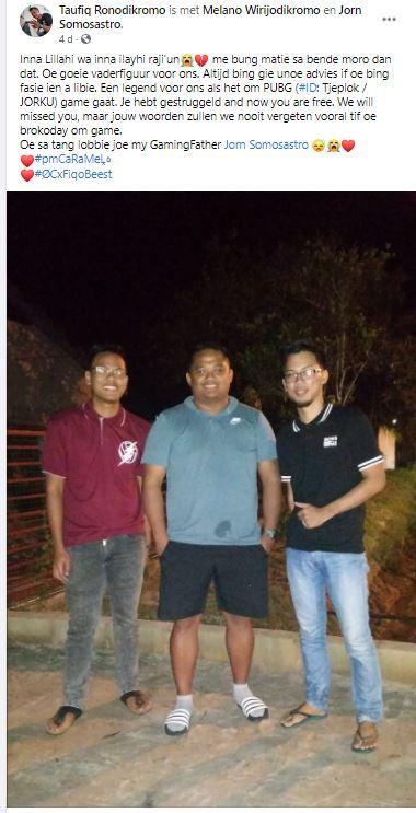 Jorn Somosastro Suriname