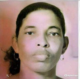 Joyce Barcley -Singh oma Suriname