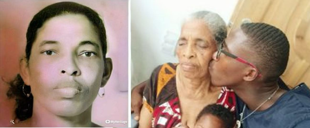 Our dear mother Joyce Barcley -Singh passed away – foto's & video