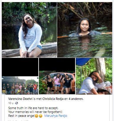 Marushya Pardjo Suriname