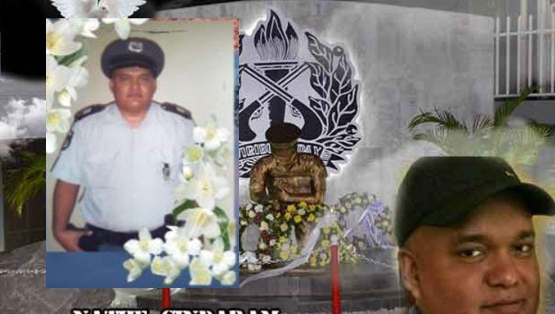 gindaram politie Suriname
