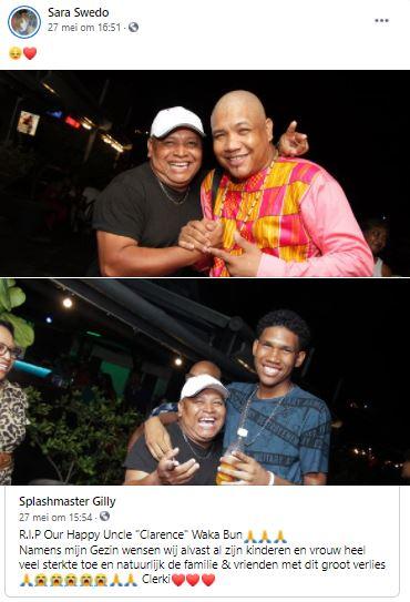 Clarence Swedo Suriname