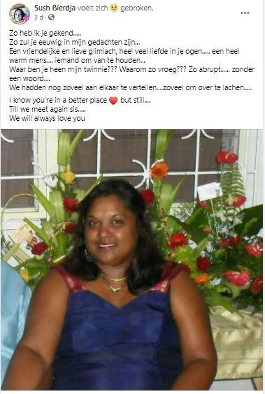 Ria Bierdja Suriname