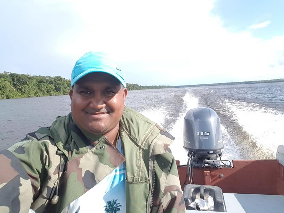 Robby Baidjoe Suriname