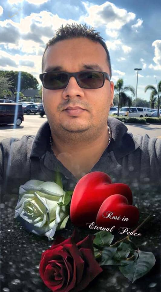 Ronny Hira Sing Suriname