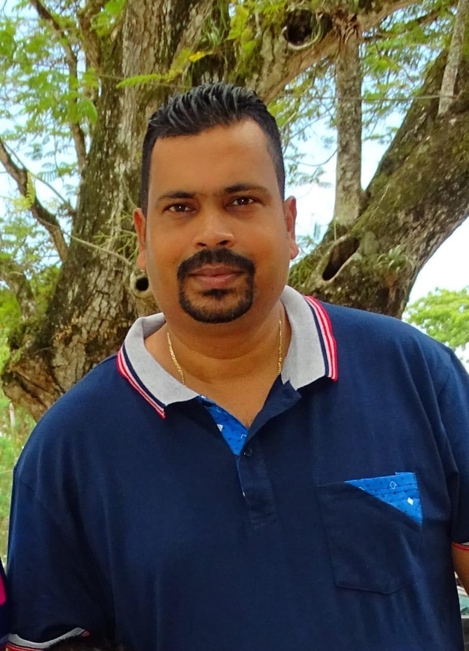 Vyaipersad Jadoenath Suriname